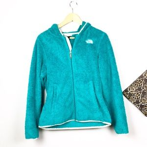 The North Face Women's Fuzzy Jacket with hood